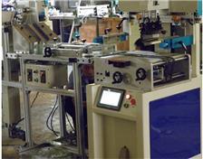 东莞恒锦生产高精密自动下料丝印机HS260PA Full Automatic Screen Printer