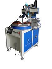 四工位玻璃丝印机