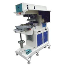 东莞恒锦生产高精密移印机Big single color and open ink pad printing machine