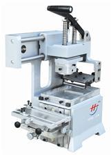小型手动油盘移印机