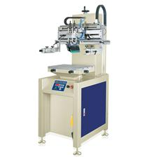 Metal screen printing machine