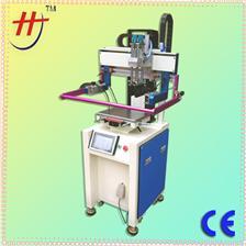 东莞恒锦生产单工位丝印机,手机盖板丝印机
