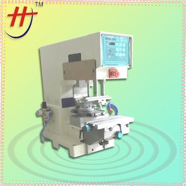 移印机HP-125Y Pneumatic single color ink cup tabletop pad printer