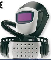 3M Adflo可掀起式9002X自动变光焊接面罩(446680)