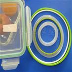玻璃饭盒密封圈-硅胶密封圈