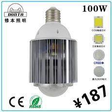 厂家直销LED球泡灯 E40/220V 100W 大功率球泡灯