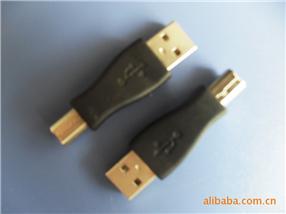 USB打印转接头