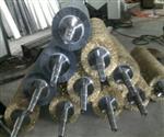 钢丝辊 工业缠绕式刷辊