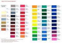 美国视觉高3M 3630-73 彩色透光贴膜