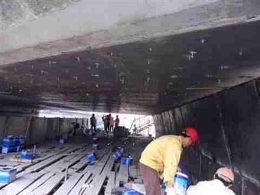 广州结构抗震加固工程,楼房承载力加固工程,厂房设备改造加固