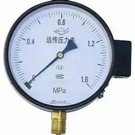 YTZ-150电阻远传压力表,电位器式远程压力表