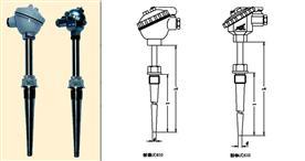 固定螺纹锥式装配热电阻