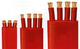 硅橡胶(阻燃)扁电力电缆