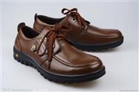 水牛牛皮皮鞋