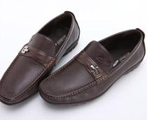 男鞋商务休闲系带鞋