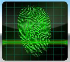 Fingerprint algorithm