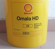 壳牌HD150-220-320-460齿轮油