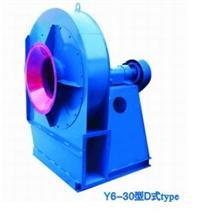 Y6-30系列鍋爐離心通風機