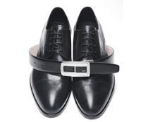 合成革皮鞋E4