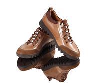 合成革皮鞋H7