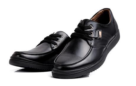 合成革皮鞋Y74