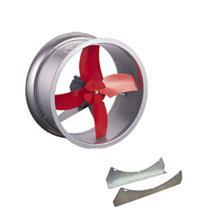 SF(B)加強型壁式軸流風機