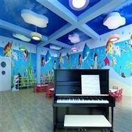 幼儿园室内外墙体彩绘