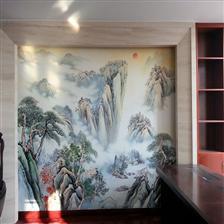 商业墙绘壁画