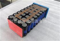 7.4V疝气灯夜钓电池钓鱼灯头灯锂电池