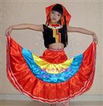 民族服装图片_款式_舞蹈服图片_款式_表演服_演出服