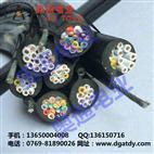 RVVG吊机电缆,行车电动葫芦控制电缆RVVG1.25mm2×10C