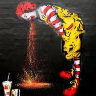 今点独家创意墙绘涂鸦