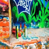 装饰墙绘涂鸦艺术