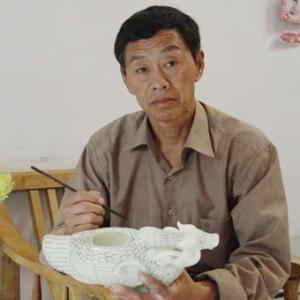 中国玉石雕刻大师-魏玉中