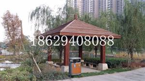 陕西垃圾桶_户外垃圾箱_环保垃圾桶_公园休闲椅_小区园林椅走进西安东尚观湖小区!