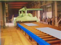 钢板预处理线工程实例