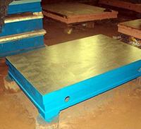 划线平台定做铆焊平板