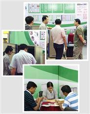 晋衡参展第十二届中国国际机床工具展览会