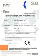 电动葫芦CE认证