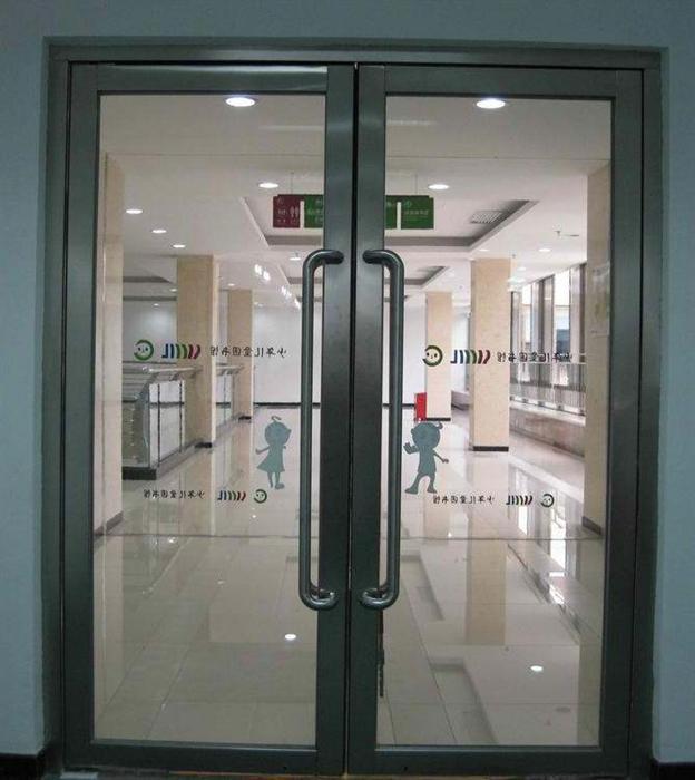 304不锈钢防火玻璃门