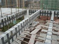 广州市广家酒店公寓旧楼改造粘钢板加固
