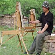 任自付 油画家艺术顾问