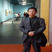 李昌智  职业画家