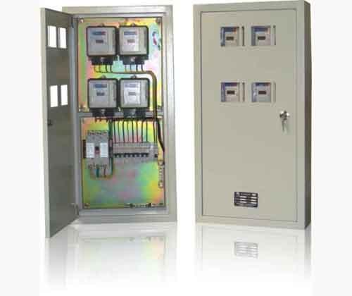 电力管理计量中的解决方案